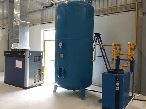 Các lỗi thường gặp khi sử dụng máy sấy khí công nghiệp