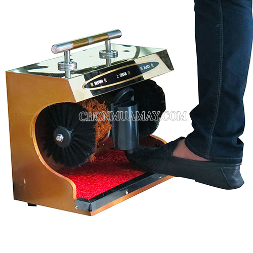 Máy đánh giày Yamafuji có hiệu năng vượt trội