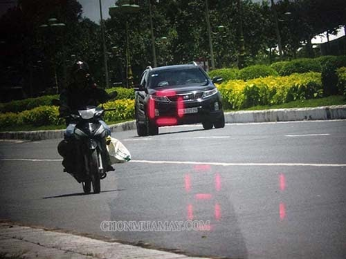 luật bắn tốc độ