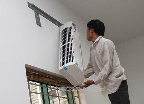 Cách tháo điều hòa đúng kỹ thuật không rò gas