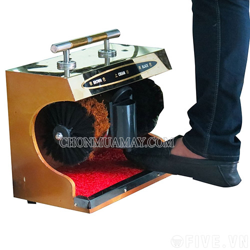 Máy đánh giày cảm ứng tự động