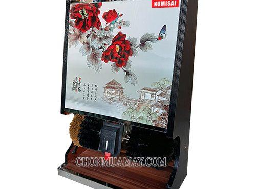 Model máy đánh giày thương hiệu Kumisai nổi tiếng