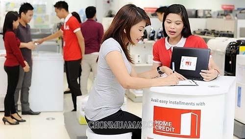 Hướng dẫn mua xe trả góp tại Home Credit