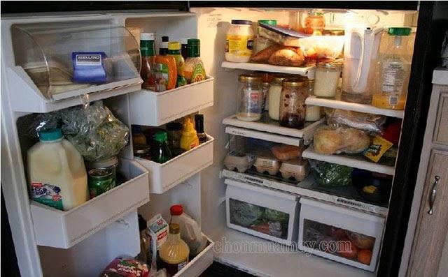 cách xử lý tủ lạnh bị chảy nước