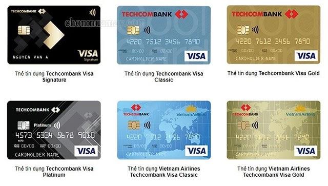 cac-loai-the-ngan-hang-techcombank
