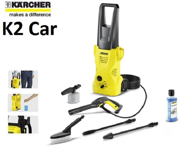may-rua-xe-ap-luc-cao-Karcher -K2-Compact-Car