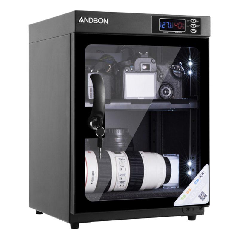 Tủ chống ẩm 30l Andbon AD-30S