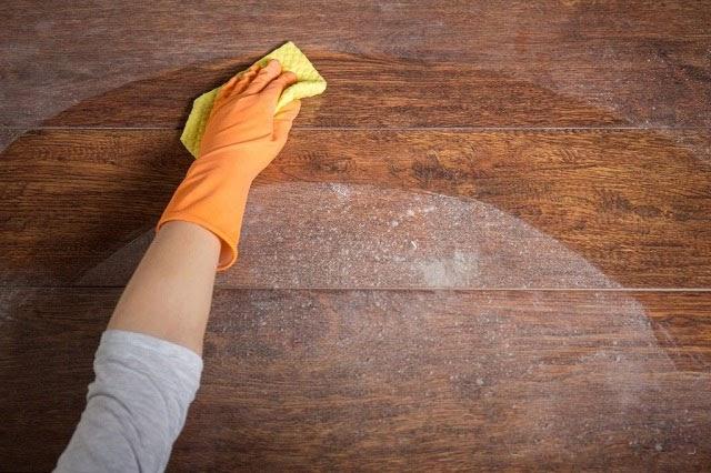 Dùng giấm để trị nấm mốc trong nhà