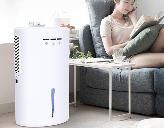 Đánh giá về máy hút ẩm đến từ Trung Quốc