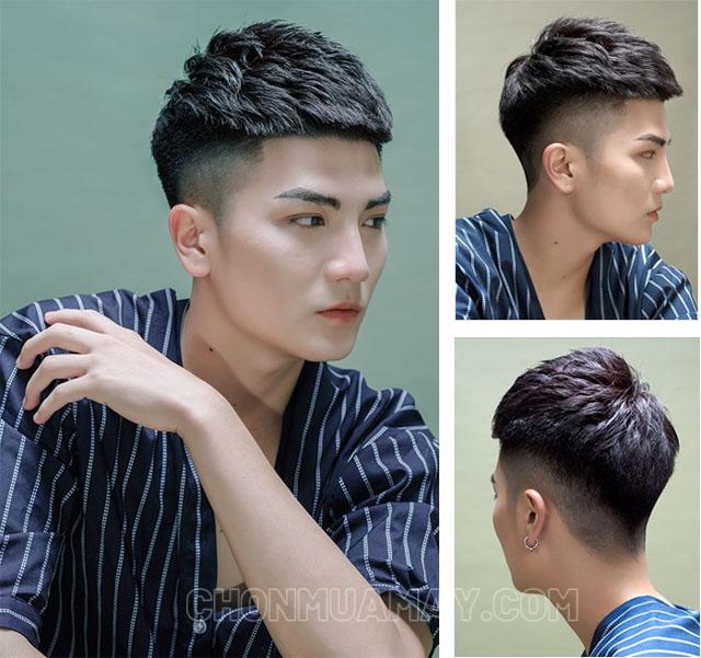 Kiểu tóc Mohican