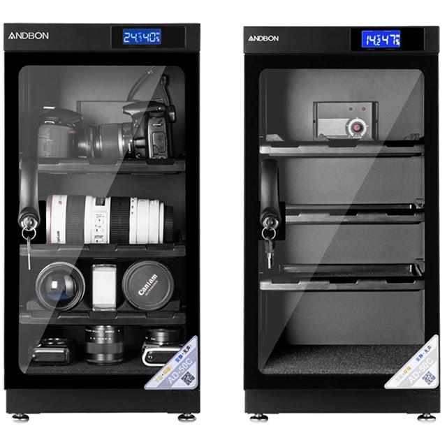 Tủ chống ẩm 50l Andbon AD-50S