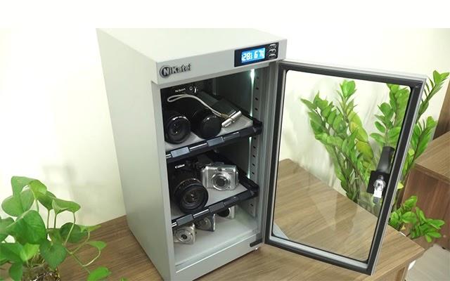 Tủ chống ẩm 50l Nikaitel NC-50S